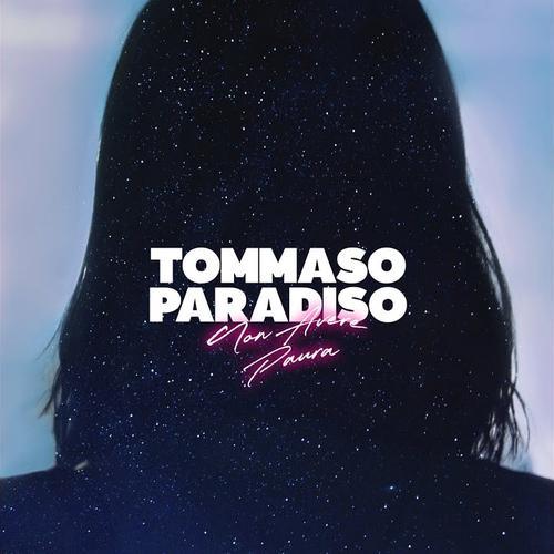 Cover di Non Avere Paura by Tommaso Paradiso