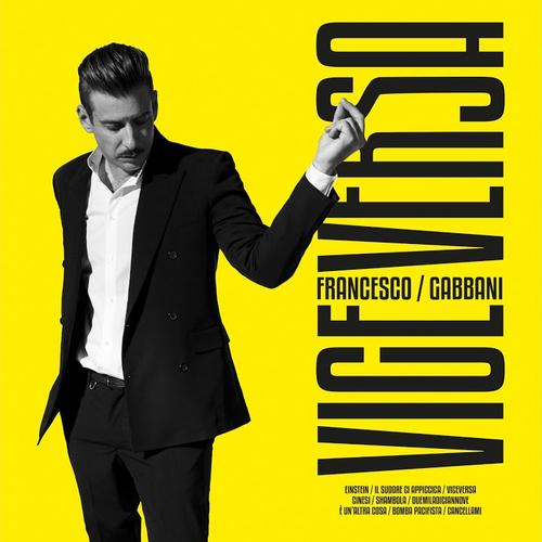 Cover di Viceversa by Francesco Gabbani