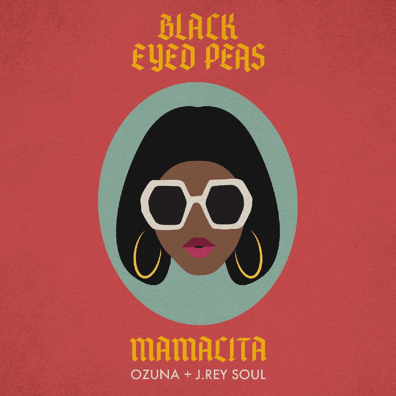 Cover di MAMACITA by THE BLACK EYED PEAS, OZUNA, J. REY SOUL