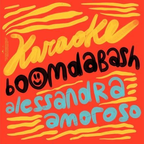Cover di KARAOKE by BOOMDABASH E ALESSANDRA AMOROSO