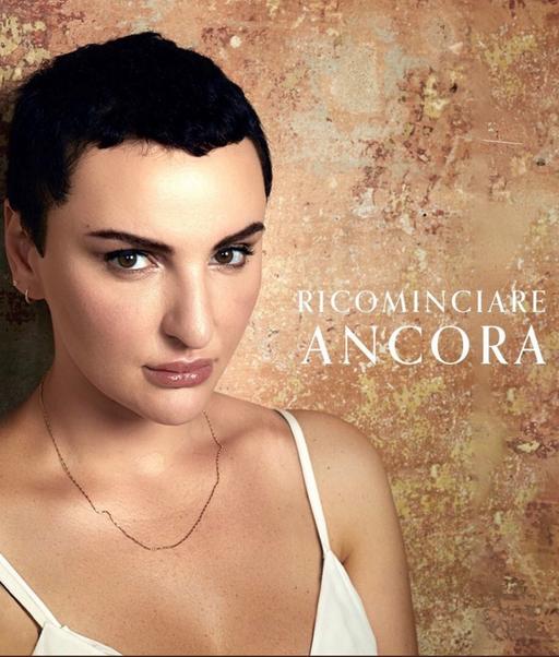 Cover di Ricominciare Ancora by Arisa