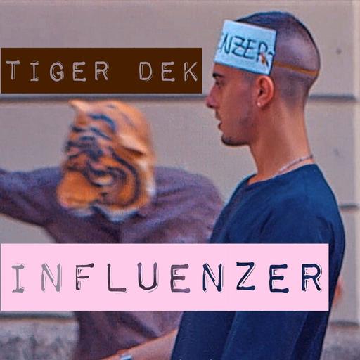 Cover di Influenzer by Tiger Dek