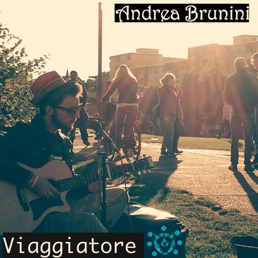 Cover di Viaggiatore by Andrea Brunini