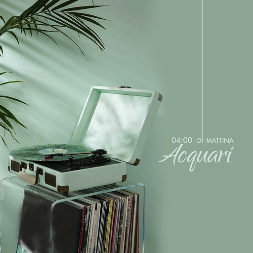Cover di 4:00 Di Mattina by Acquari