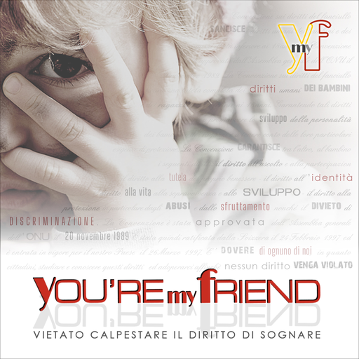 Cover di You'Re My Friend by Ymf