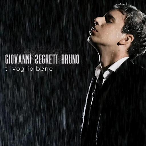 Cover di Ti Voglio Bene by Giovanni Segreti Bruno