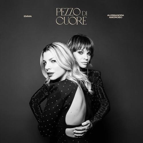 Cover di Pezzo di cuore by EMMA e ALESSANDRA AMOROSO