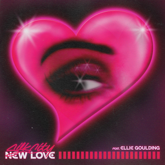 Cover di New Love by SILK CITY, ELLIE GOULDING