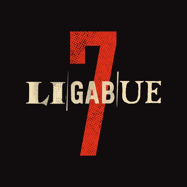 Cover di MI CI PULISCO IL CUORE by LIGABUE