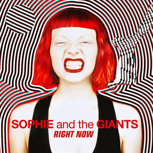 Cover di RIGHT NOW by SOPHIE AND THE GIANTS