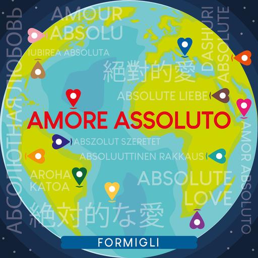Cover di Amore Assoluto by Formigli
