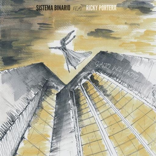 Cover di Salto Nel Vuoto by Sistema Binario Feat Ricky Portera