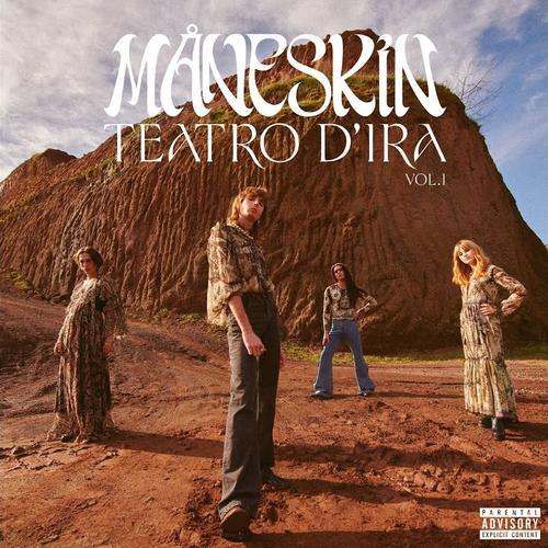 Cover di ZITTI E BUONI by maneskin