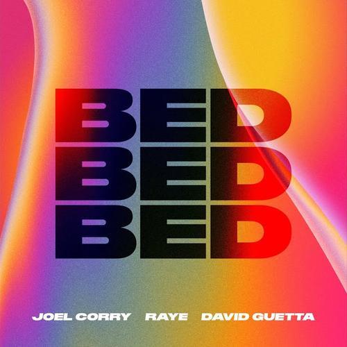 Cover di BED by Joel Corry , RAYE , David Guetta