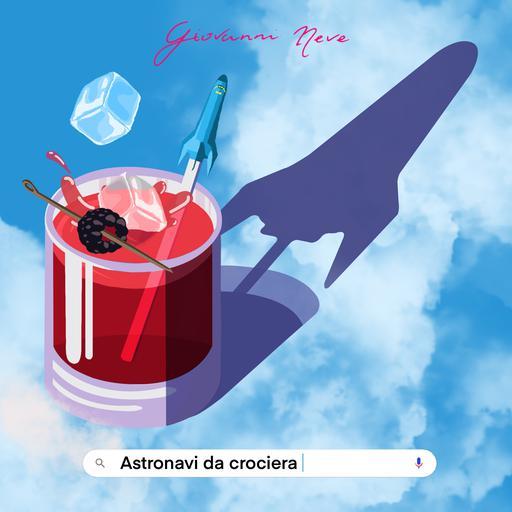 Cover di Astronavi Da Crociera by Giovanni Neve