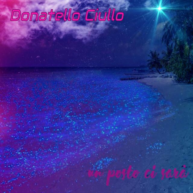 Cover di Un Posto Ci Sarà by Donatello Ciullo