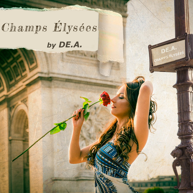 Cover di Champs Elysees by De.A