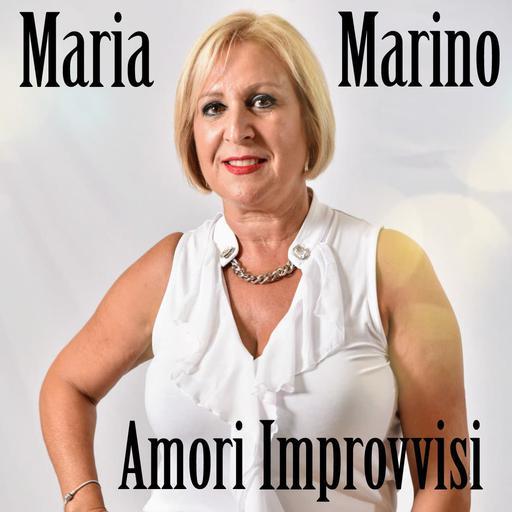 Cover di Amori Improvvisi by Maria Marino